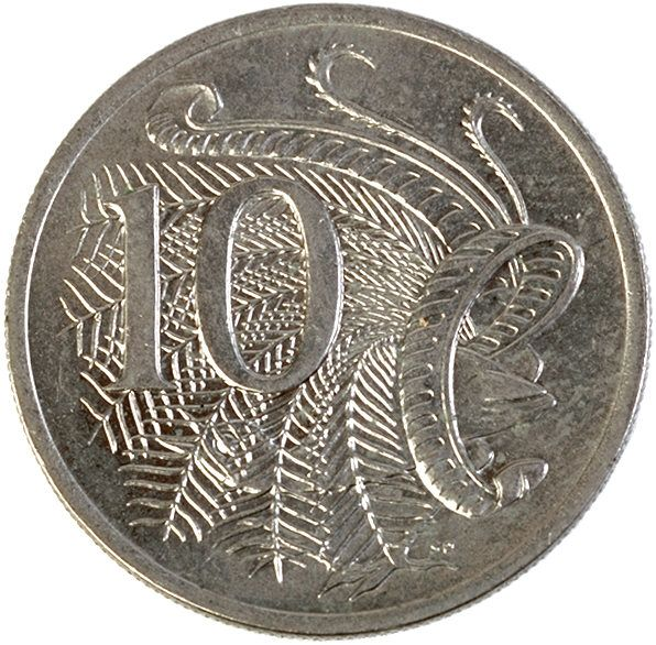 A Zimages Australian Currency Money Coins