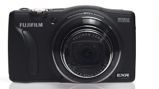 Fujifilm FinePix F770 EXR review