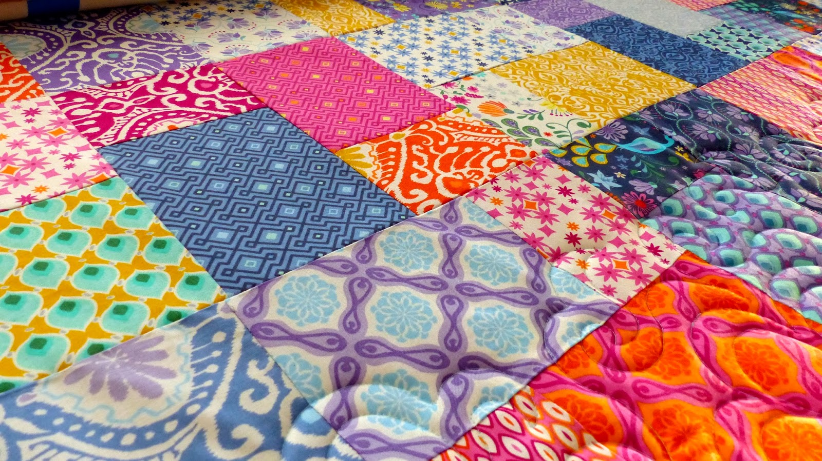 Timber Hill Threads: Quilting-Double Slice Layer Cake : double layer cake quilt - Adamdwight.com