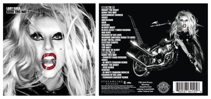 lady gaga born this way album cover special edition. Born This Way: Special Edition