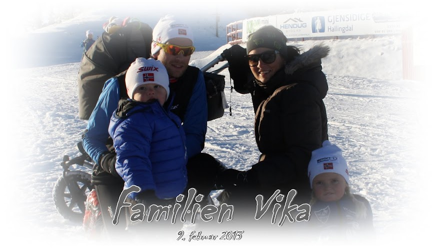 Familien Vika