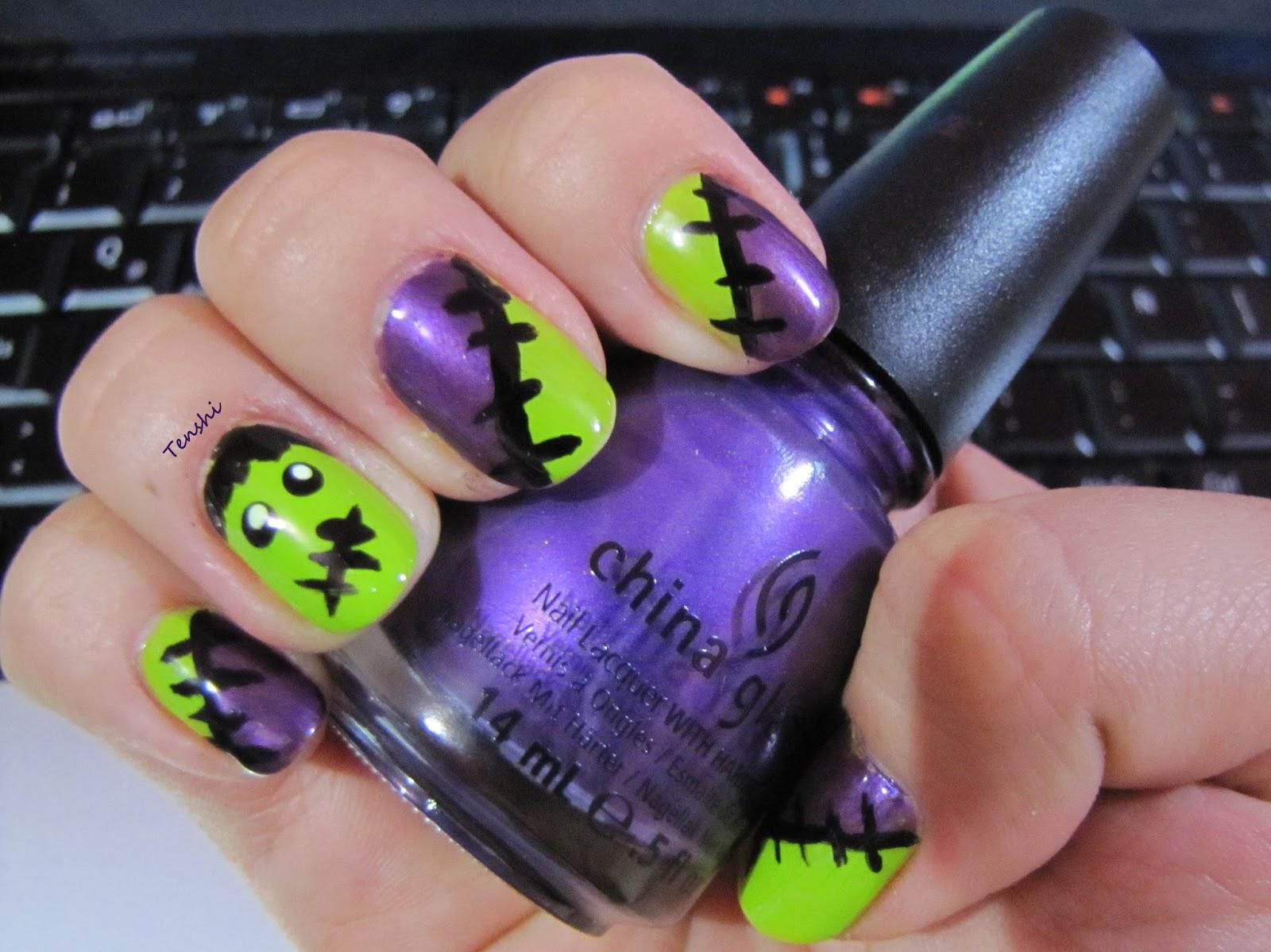 Nails by Tenshi: octubre 2013