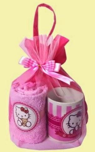 mug handuk souvenir unik ulang tahun anak