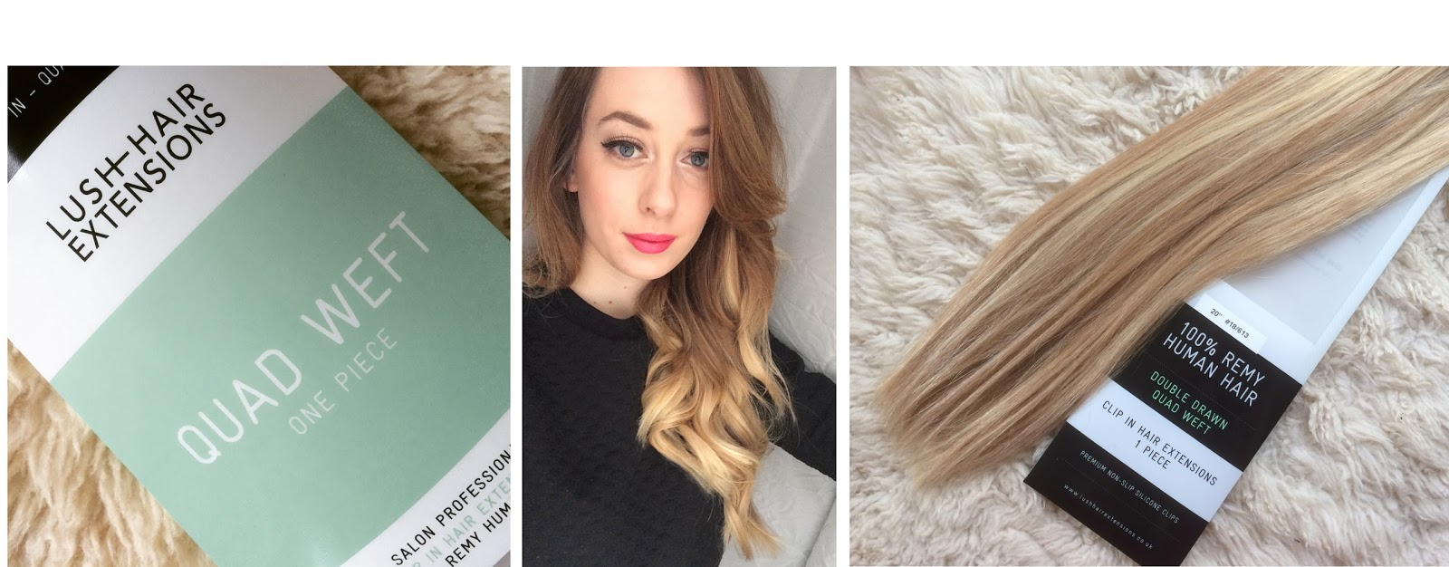 lush hair extensions review