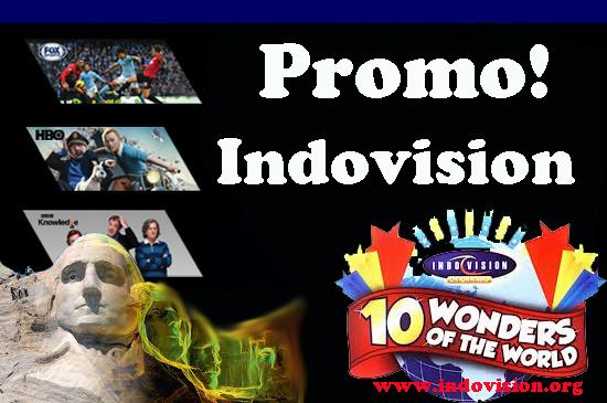 Promo Berlangganan Indovision Akhir Tahun 2014
