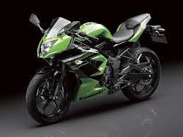 Kawasaki Ninja RR mono 250cc