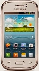 Cara Root Samsung Galaxy Young GT-S6310 dengan FramaRoot