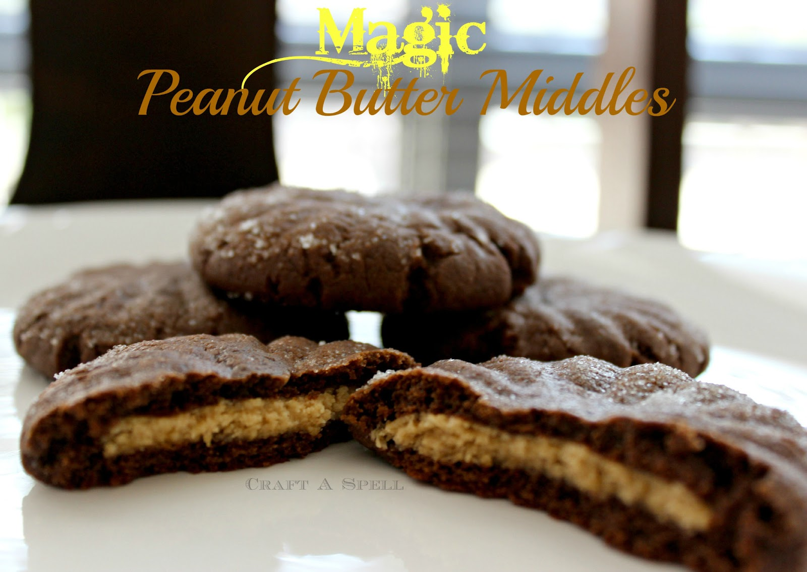 Craft A Spell: Magic Peanut Butter Middles