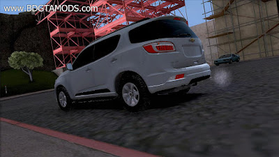 GTA SA - Chevrolet Trailblazer 2012 - InVehFt