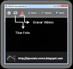 Como Tirar Fotos Com Sua WebCam