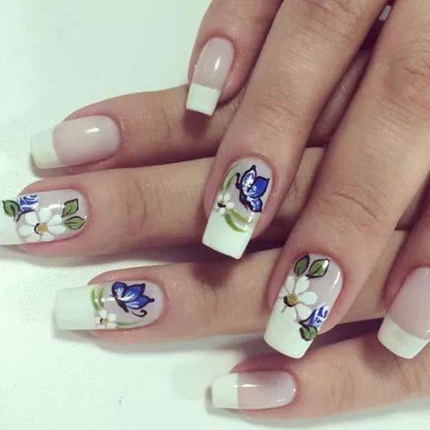 Uñas decoradas , decorated nails 2016