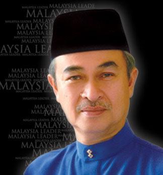 Tun Abdullah Ahmad Badawi 2013