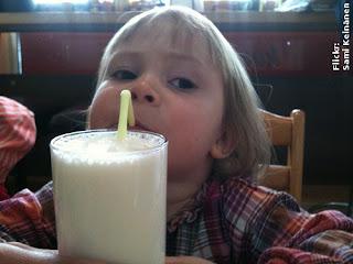 How Much Milk Should Children Drink?