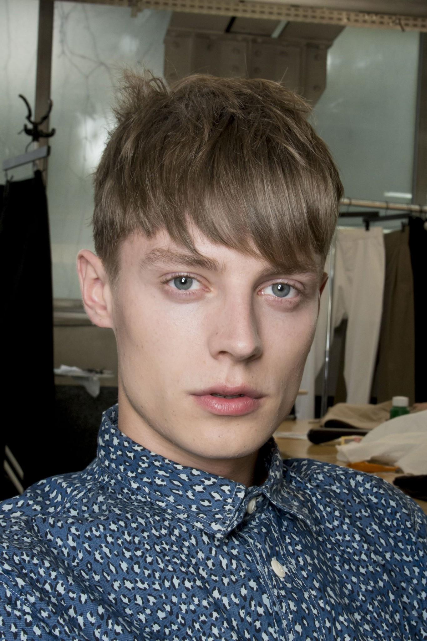 Male Model Otaku: Janis Ancens: Spring/Summer 2014 【London ...