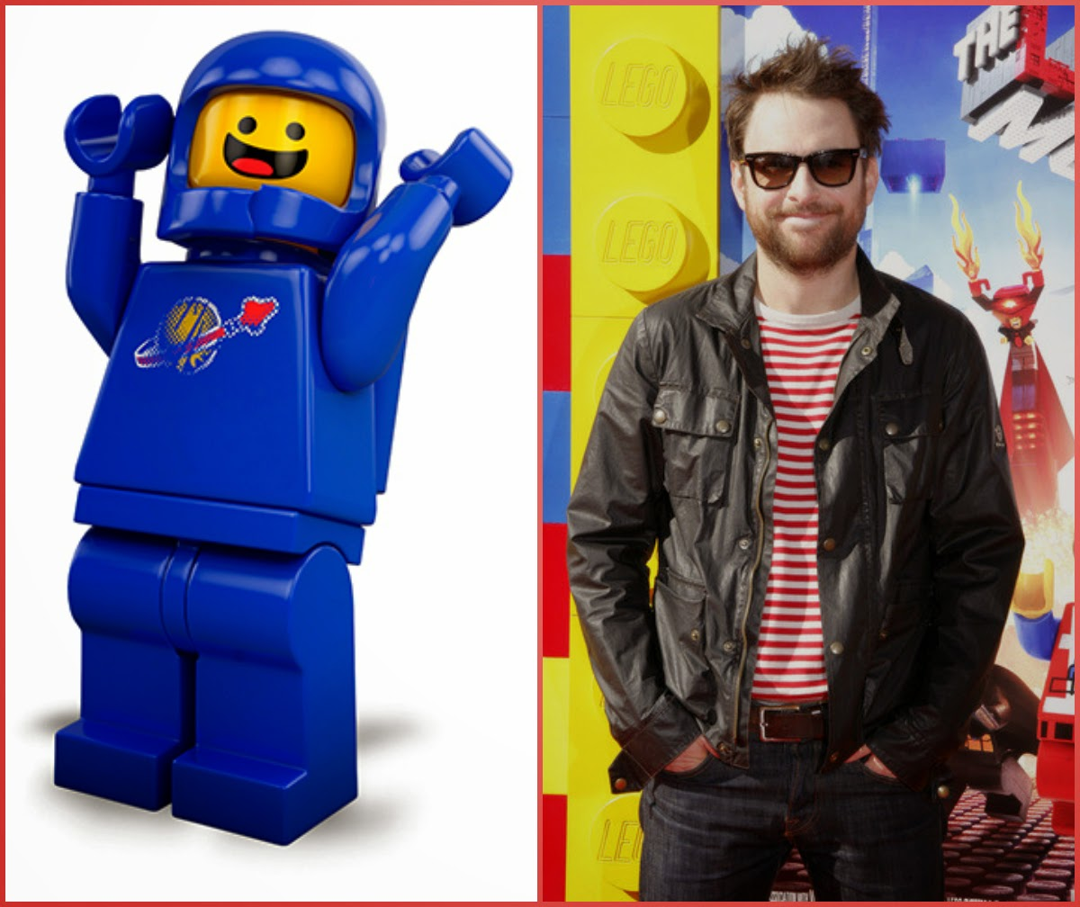 lego movie characters