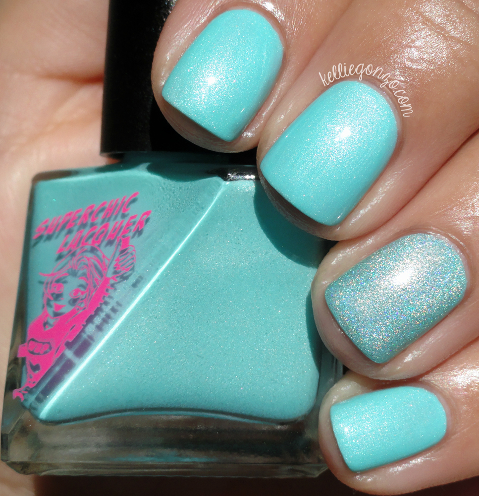SuperChic Lacquer Pleasant Surprise