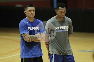 Gilas Pilipinas 3.0 Lineup Updates