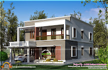 Flat Roof House Plans Design