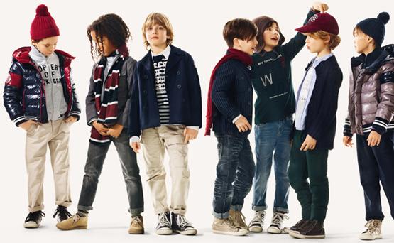 niños otoño invierno 2011 2012