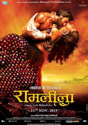 Ramleela Official Theatrical Trailer HD Ranveer Singh & Deepika Padukone