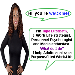 Hi, I'm Tope Elizabeth, the visionaire of Elizablaze Media ...Welcome!