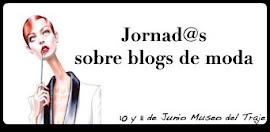 JORNADAS BLOG DE MODA