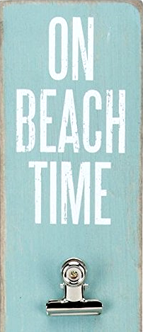 Beach Memo Clipboard