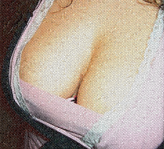 Very Large Breasts