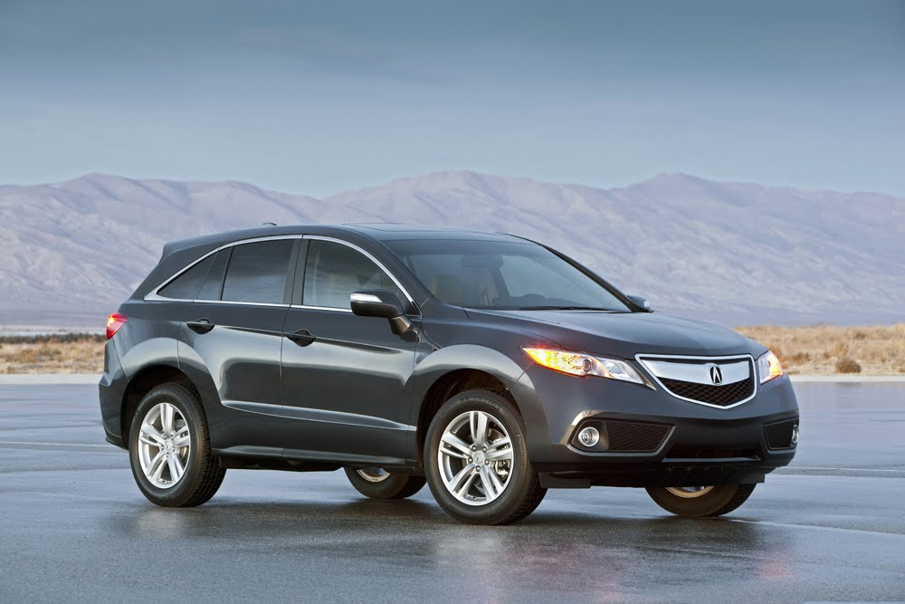 2013 Acura RDX pricing