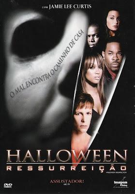 Filme Halloween : Ressurreição   Dublado