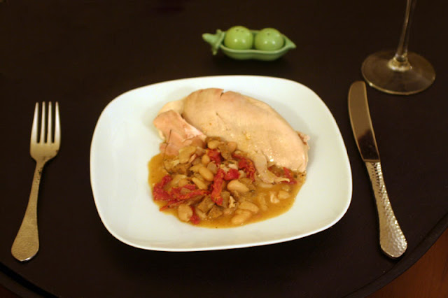 Gordon Ramsay's Stuffed Roast Chicken | hardparade.blogspot.com