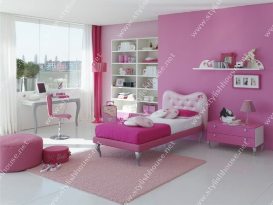 Possess this imaginary bedroom and make your kid bedroom more stylish