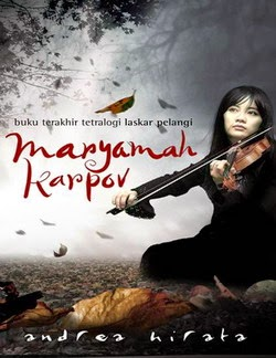 Download Novel Gratis Maryamah Karpov - Andrea Hirata