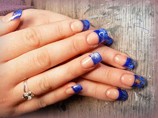 Beautiful nails Design Picture