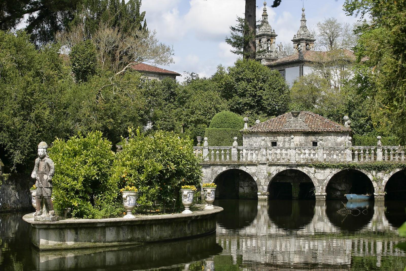 Pazo de Oca, Pontevedra, turismo en Galicia