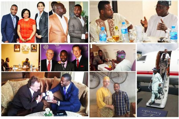 Summy Francis, a young Nigerian moves the entire African continent forward