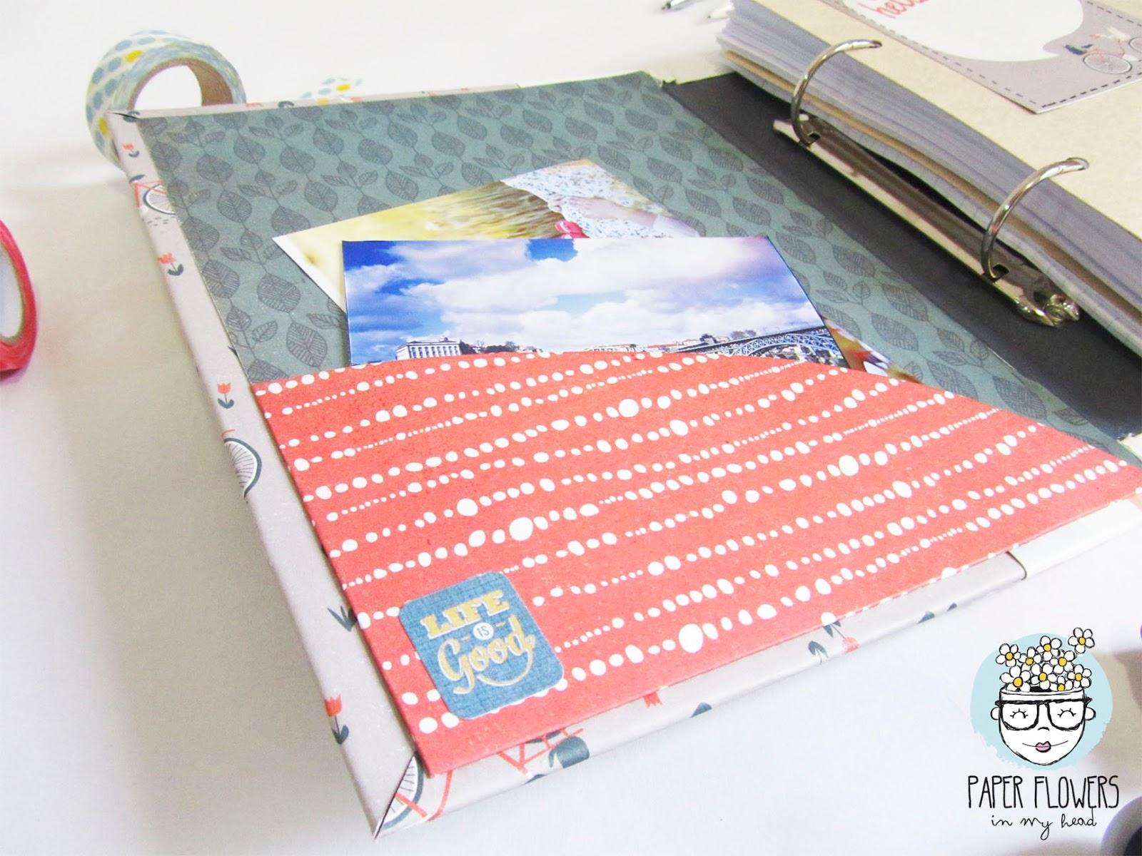 agenda 2015 reutilizar archivador