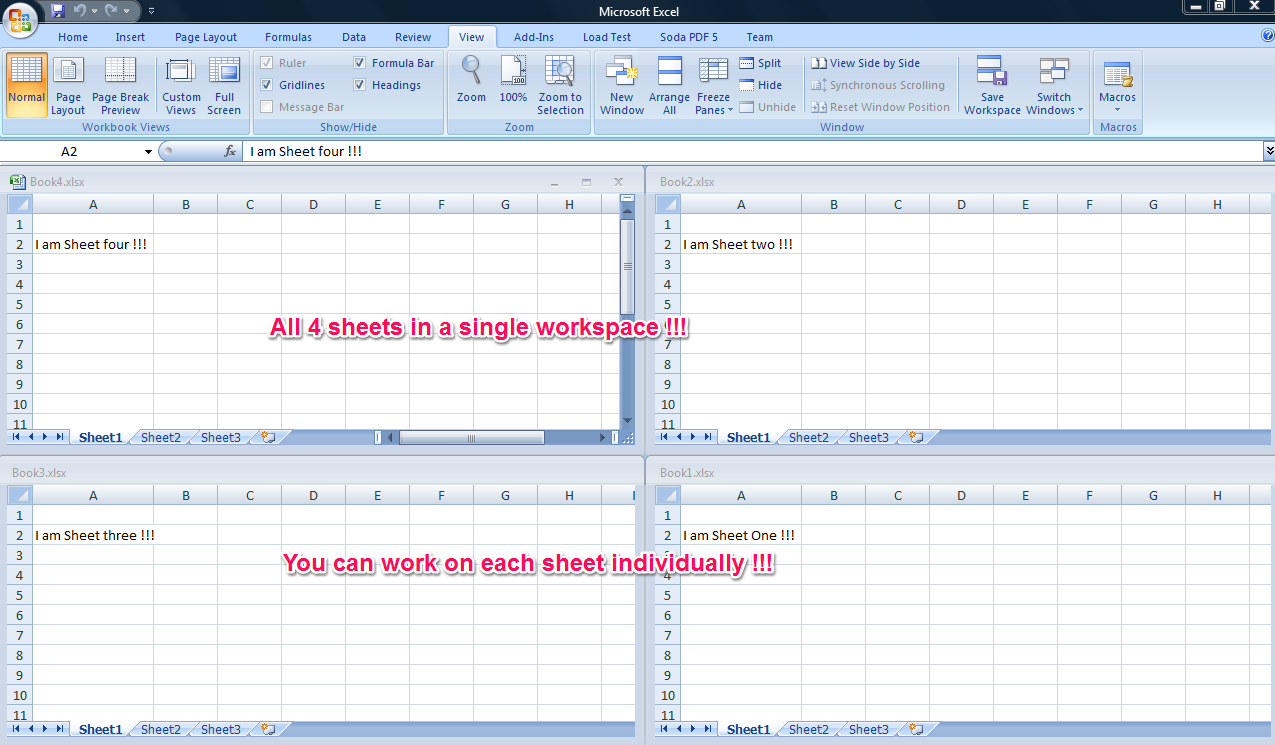 Merge two sheets in excel into one
