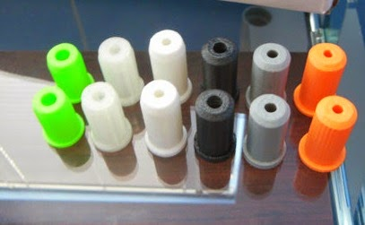 3D Yours - Specialty pen holders for KNK  Zing and Silhouette Cameo electronic cutting machines.