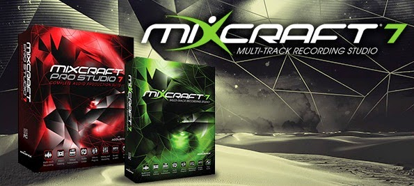 Acoustica Mixcraft 7 Crack and Keygen