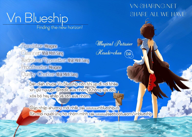 Magical Patissier Kosaki-chan Chap 4 - Next Chap 5