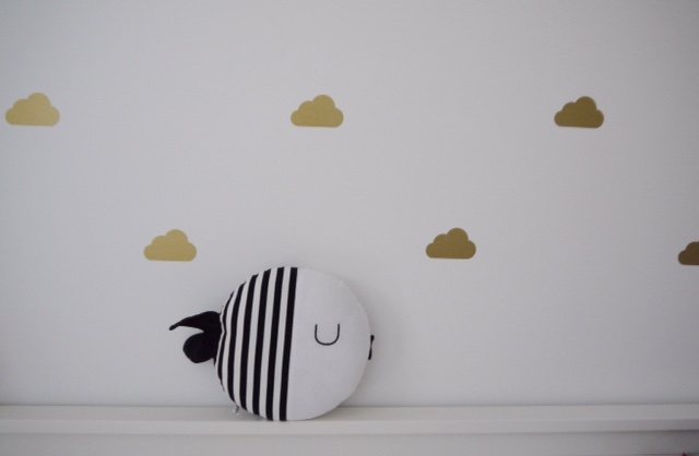 A Very Simple Diy Post To Share With You All Since There Was Lot Of Interest In The Way I Have Decorated One Part Wall Nicole S Room