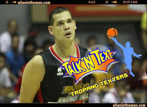 PBA: Danny Seigle joins Talk 'N Text