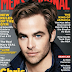 CHRIS PINE COVERS 'MEN'S JOURNAL' JANUARY 2014