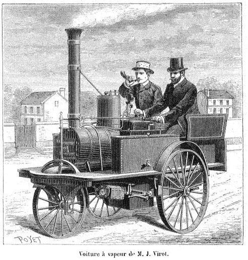 Veteran Era Cars