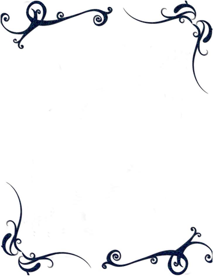 Imagenes de margenes decorativos para hojas imagui for Decoracion de paginas