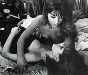 Sexy lesbian vampires