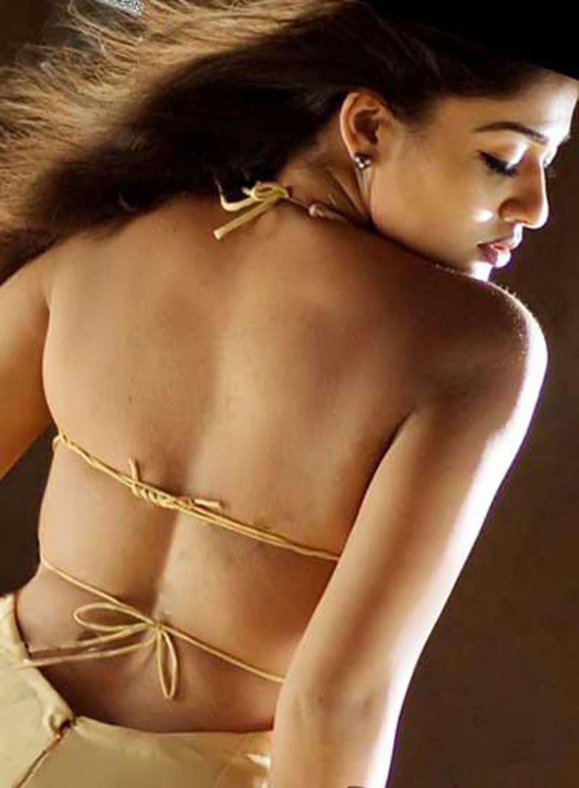 Actress Nayanthara Nude