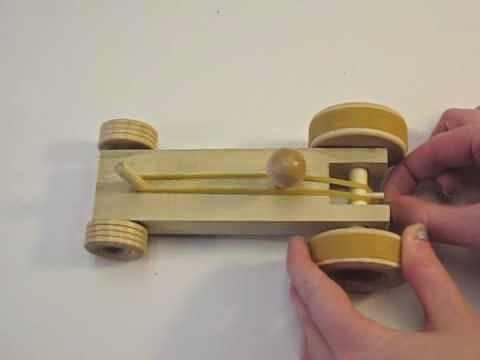 how to make a mousetrap car go further