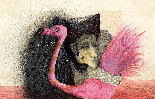 Julia Gukova [Юлия Гукова] 1961 | Russian illustrator
